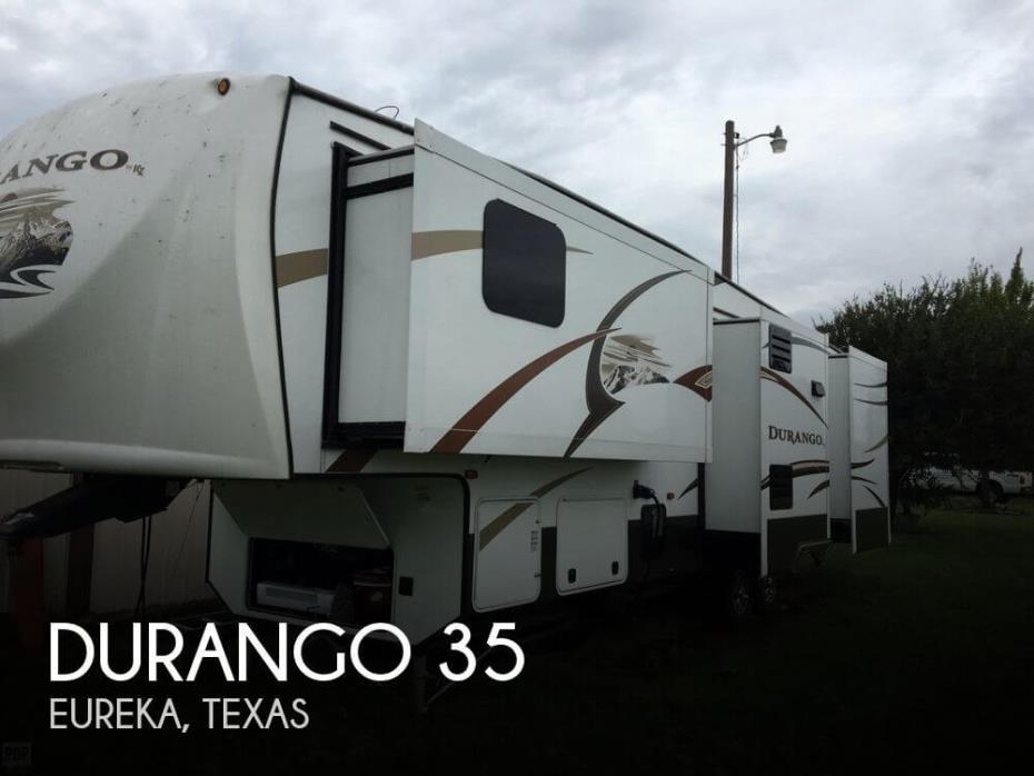 2014 KZ Durango 35