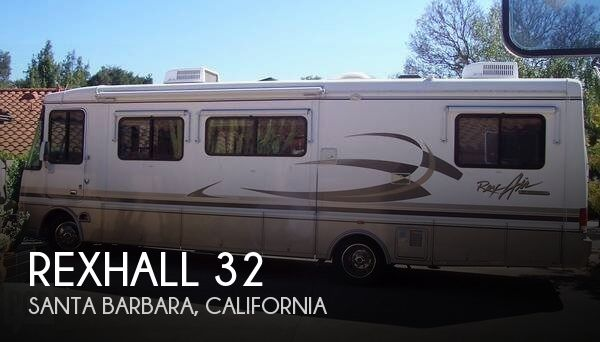 2004 Rexhall 3250BSL