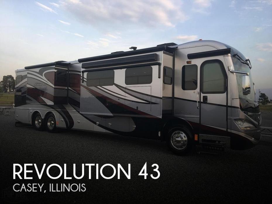 2013 American Coach Revolution M-42T