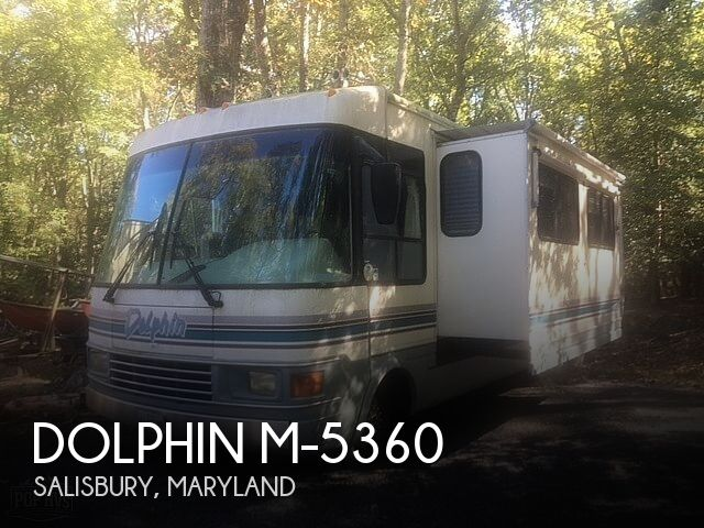 1998 National RV Dolphin M-5360