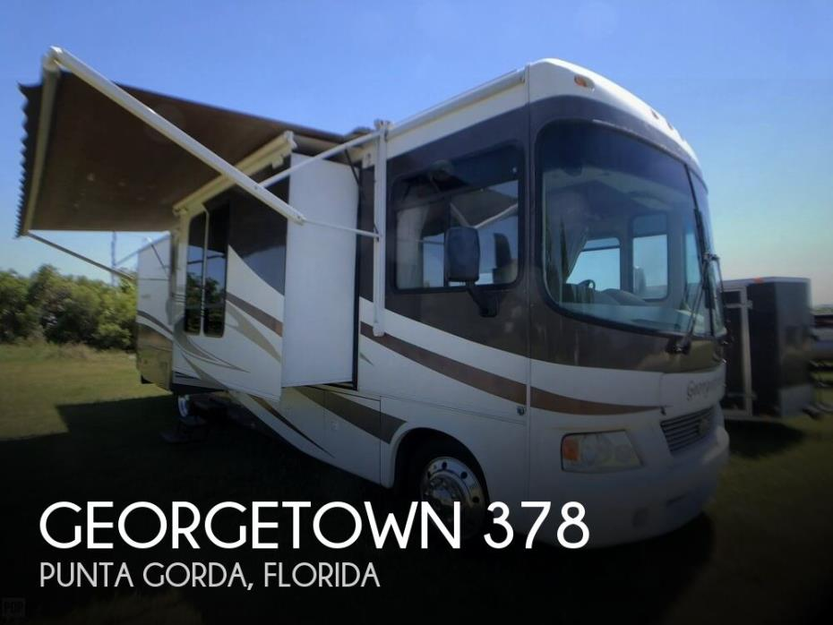 2008 Forest River Georgetown 378