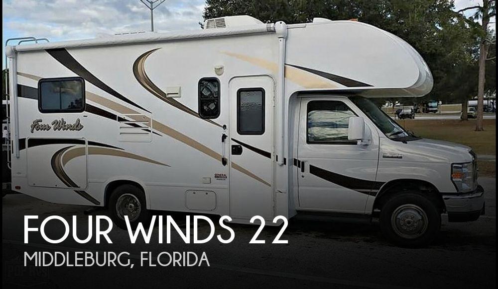 2015 Thor Motor Coach Four Winds 22E