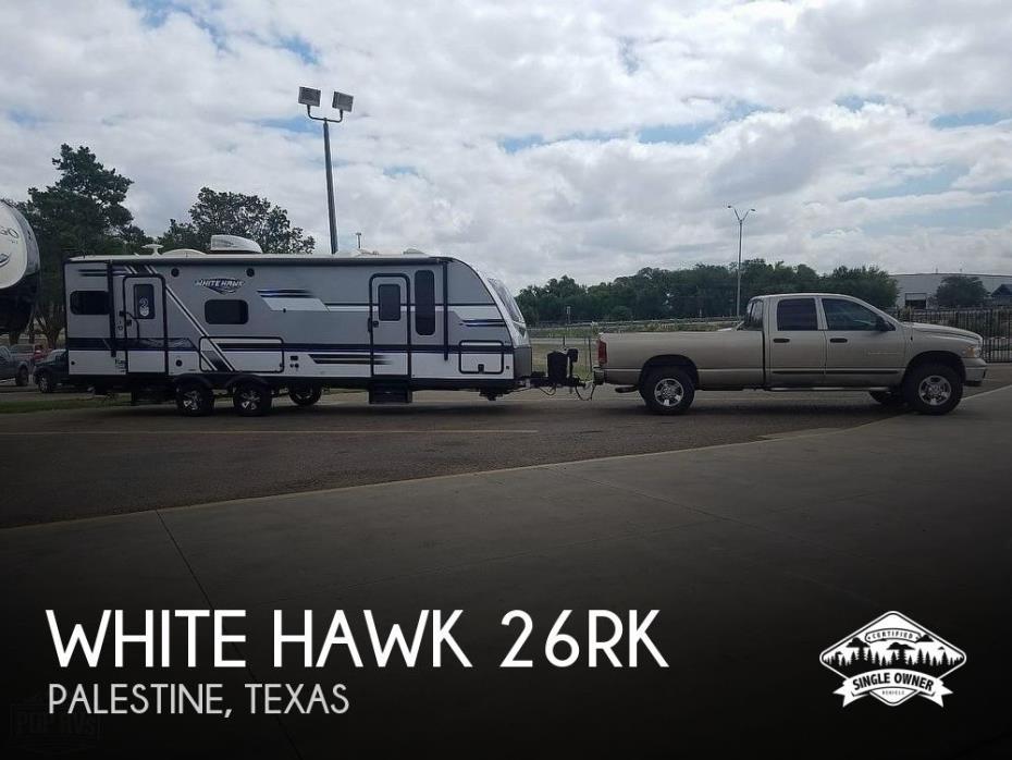 2018 Jayco White Hawk 26RK