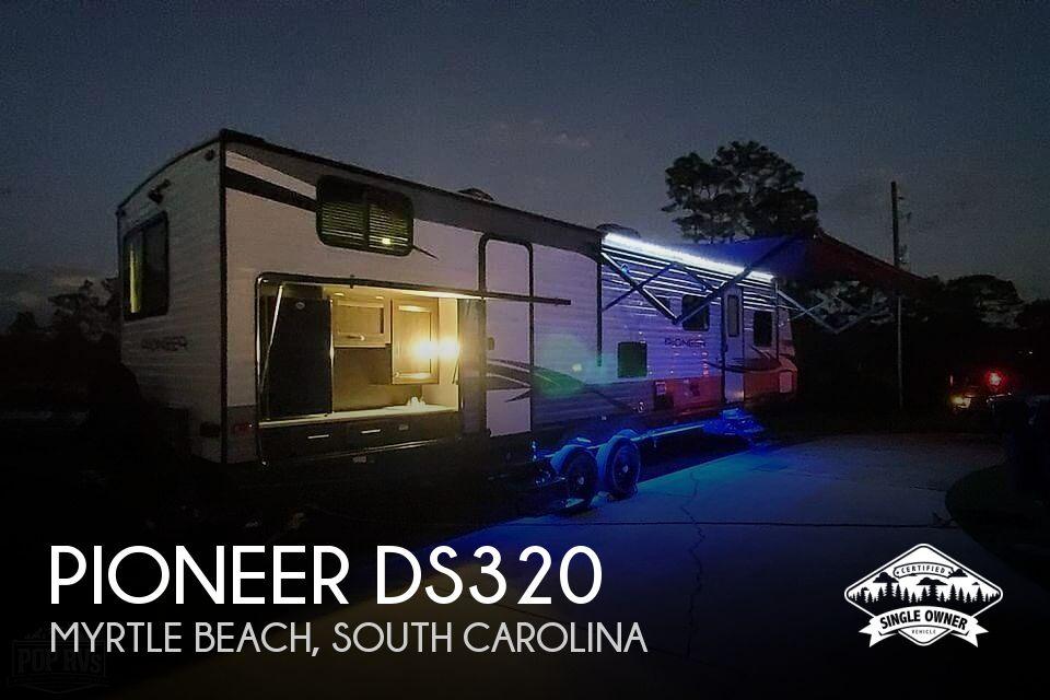 2020 Heartland Pioneer DS320