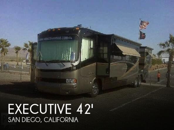 2006 Monaco Executive 42 Rushmore IV Exec