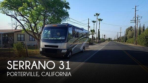 2011 Thor Motor Coach Serrano 31V