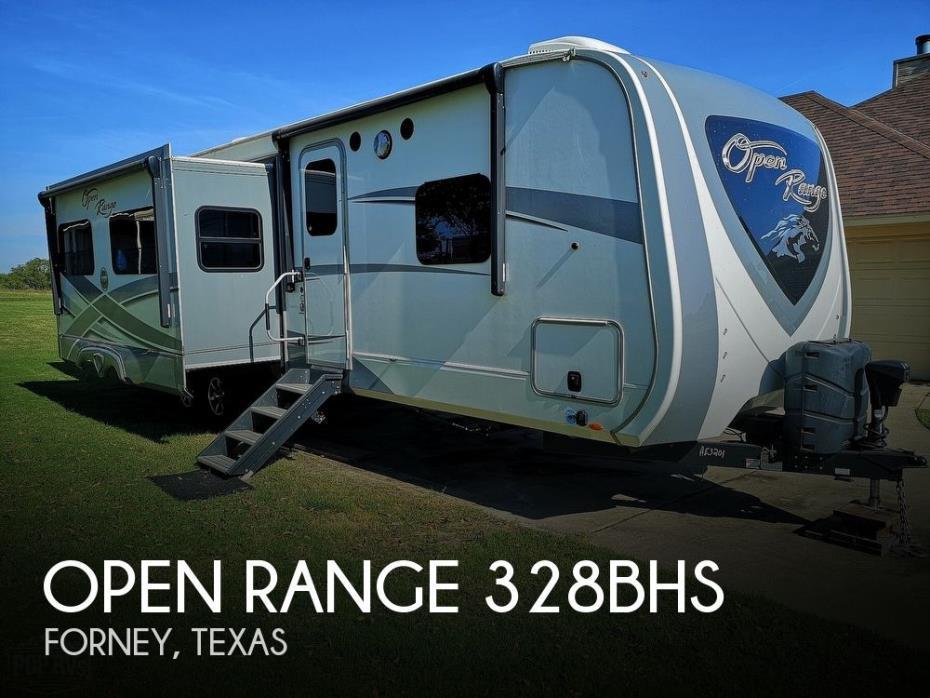 2019 Highland Ridge Open Range 328BHS