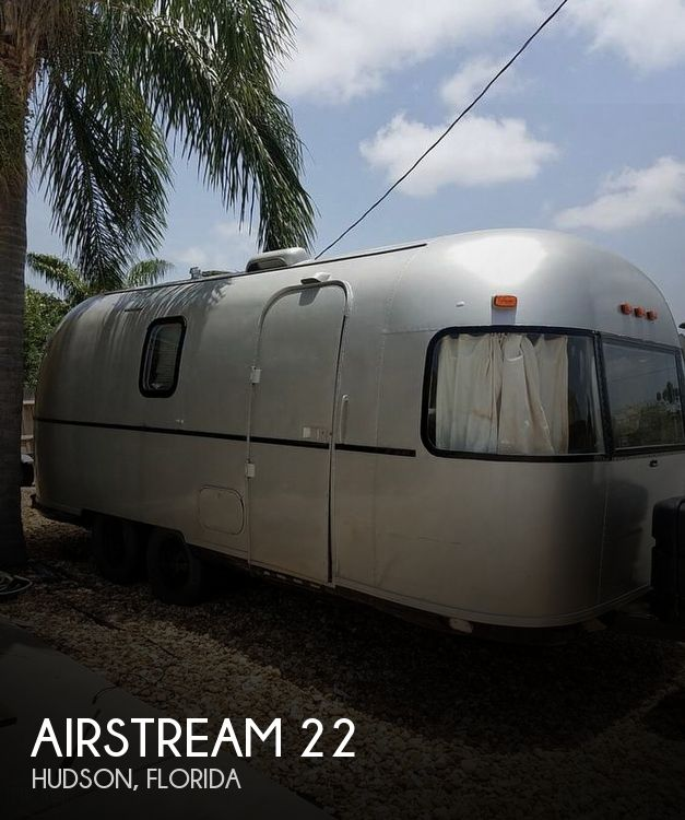 1974 Airstream Airstream Argosy 22