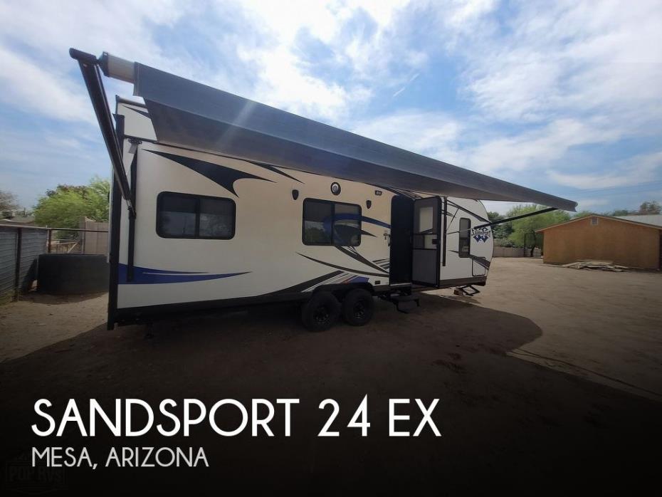2019 Pacific Coachworks Sandsport 24EX
