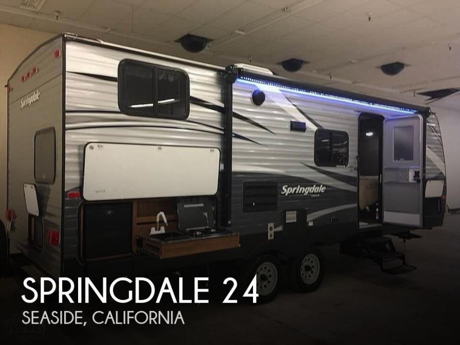 2018 Keystone Springdale 240BH