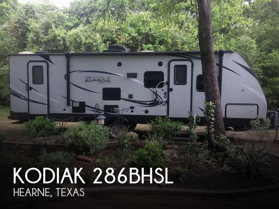 2017 Vanguard Kodiak 286BHSL