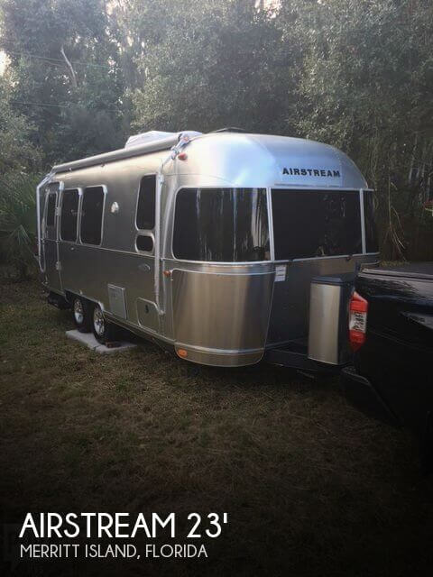 2016 Airstream Airstream 23FB Flying Cloud