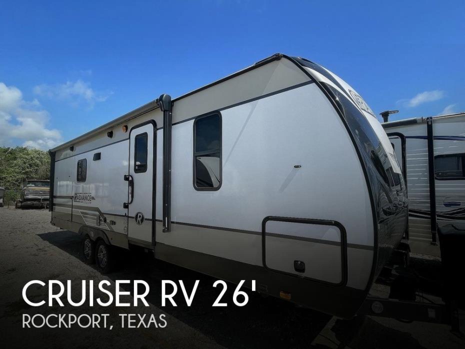 2020 Cruiser RV Cruiser RV R26KB