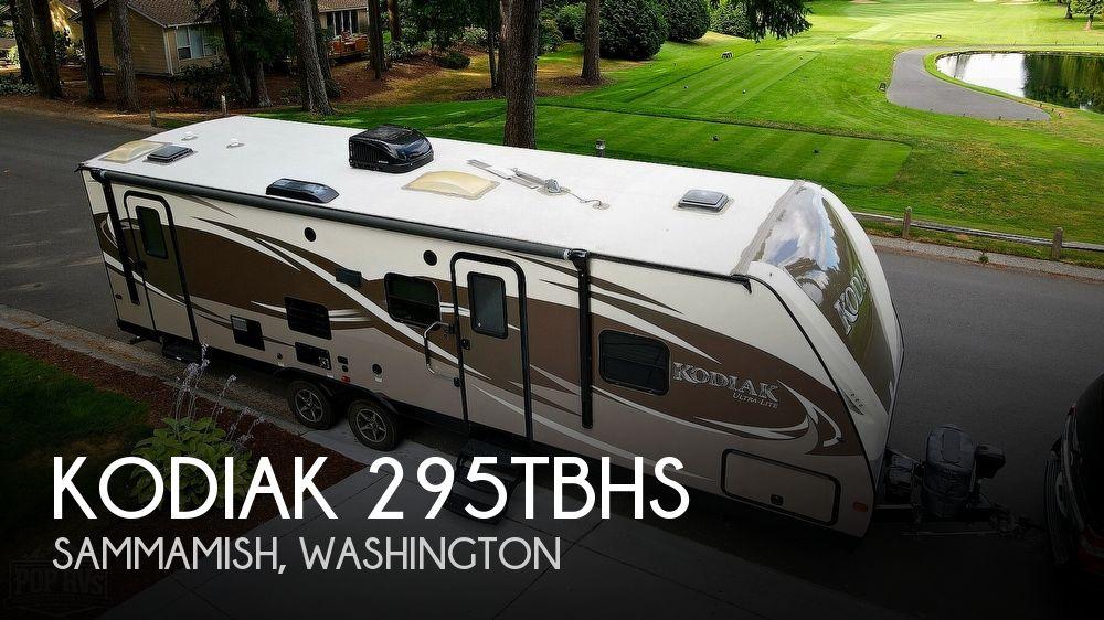 2016 Vanguard Kodiak 295TBHS