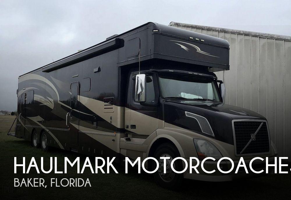2015 Haulmark Haulmark Motorcoaches M333DSMG