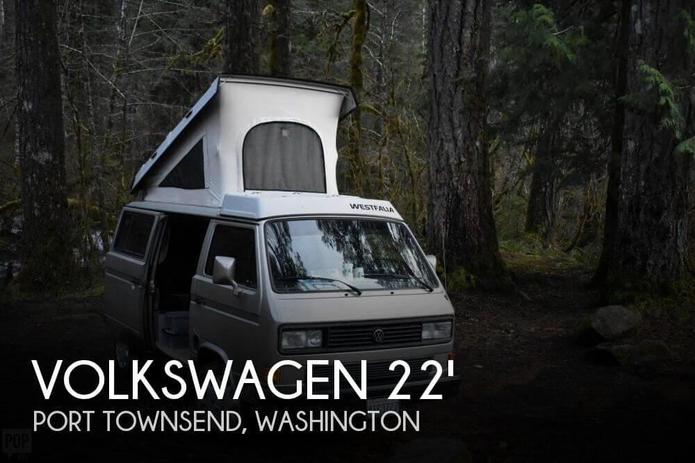1990 Volkswagen Westfalia 22