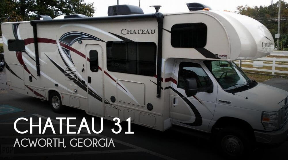 2017 Thor Motor Coach Chateau 31E