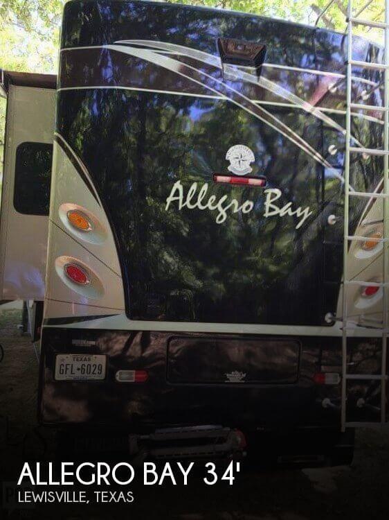 2007 Tiffin Allegro Bay 34 XB Workhorse