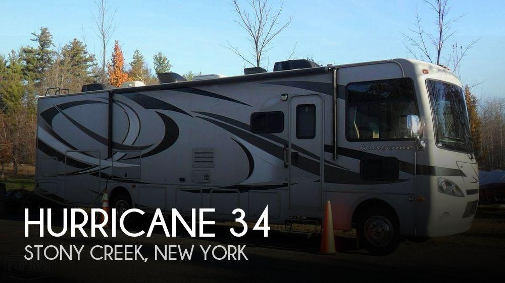 2013 Thor Motor Coach Hurricane 34F