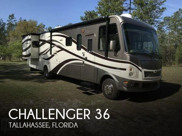 2010 Thor Motor Coach Challenger 36