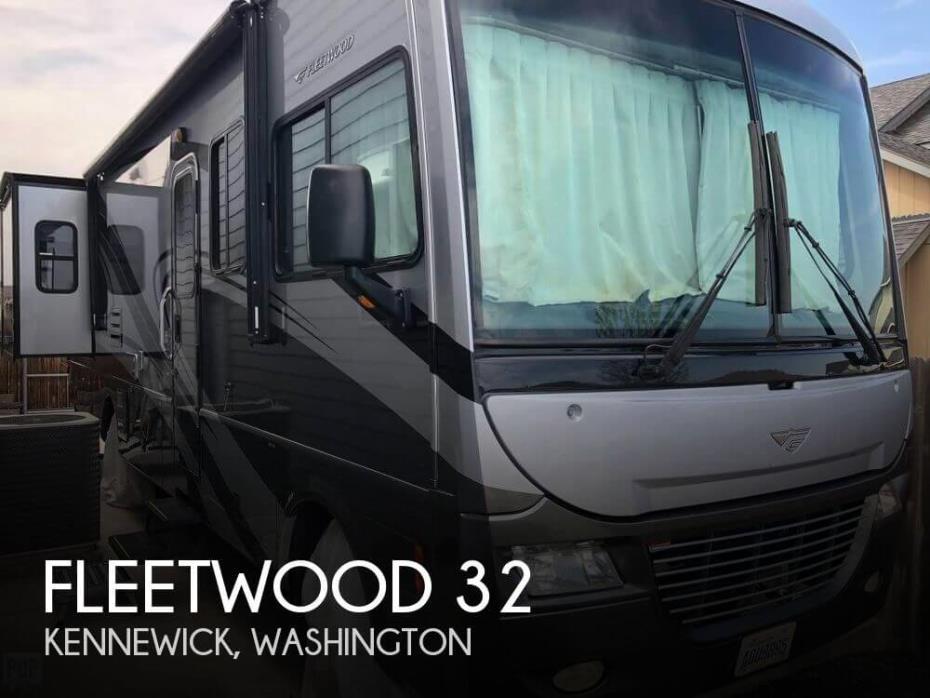 2007 Fleetwood Fleetwood 32