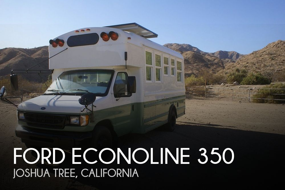 2002 Ford Econoline 350