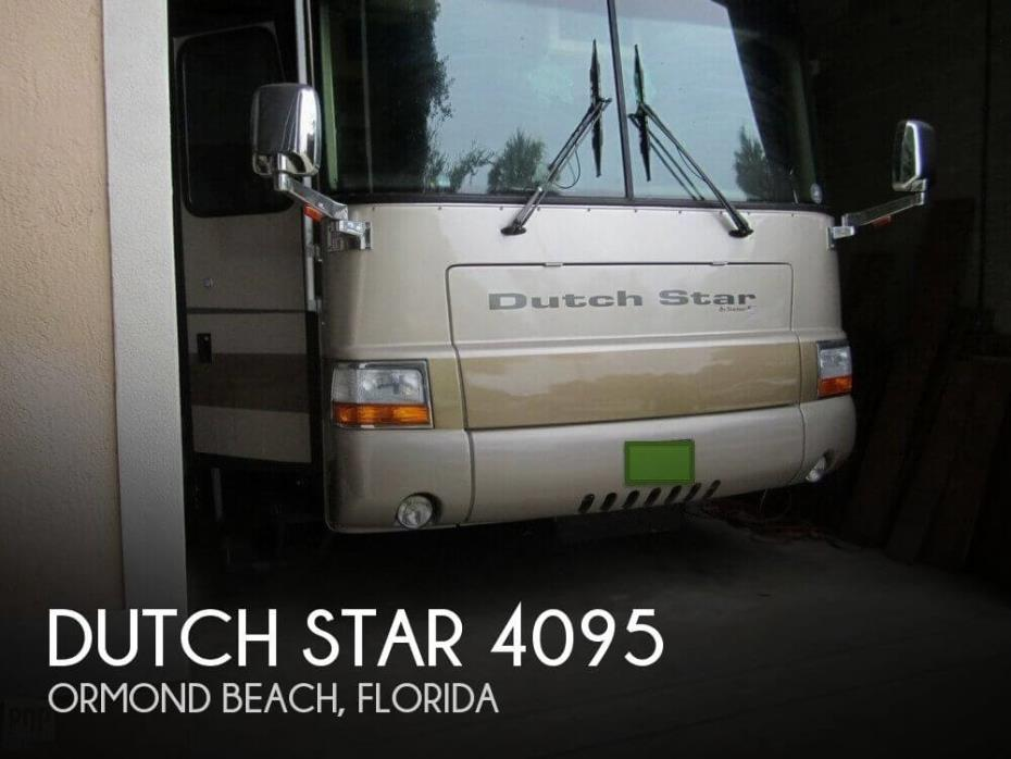2001 Newmar Dutch Star 4095