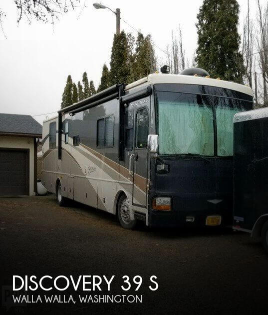 2006 Fleetwood Discovery 39 S