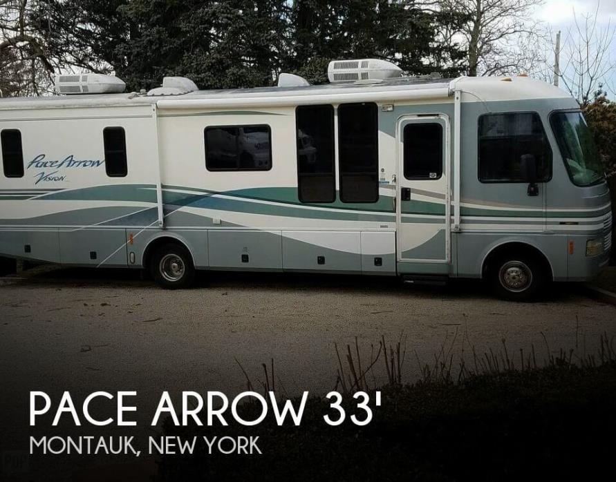 1997 Fleetwood Pace Arrow 33L Vision
