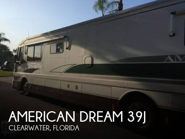 1995 American Coach American Dream 39J