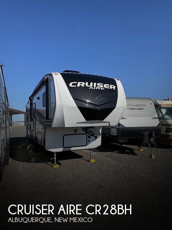 2020 CrossRoads Cruiser Aire CR28BH