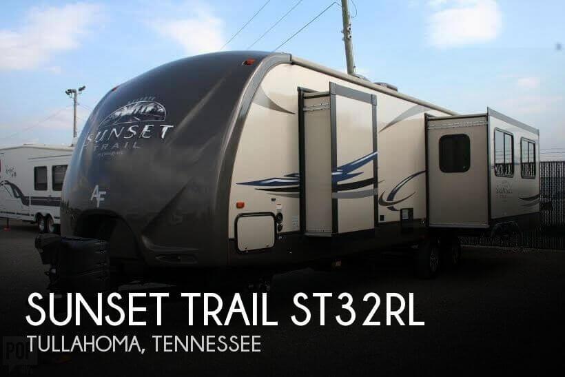 2013 CrossRoads Sunset Trail ST32RL