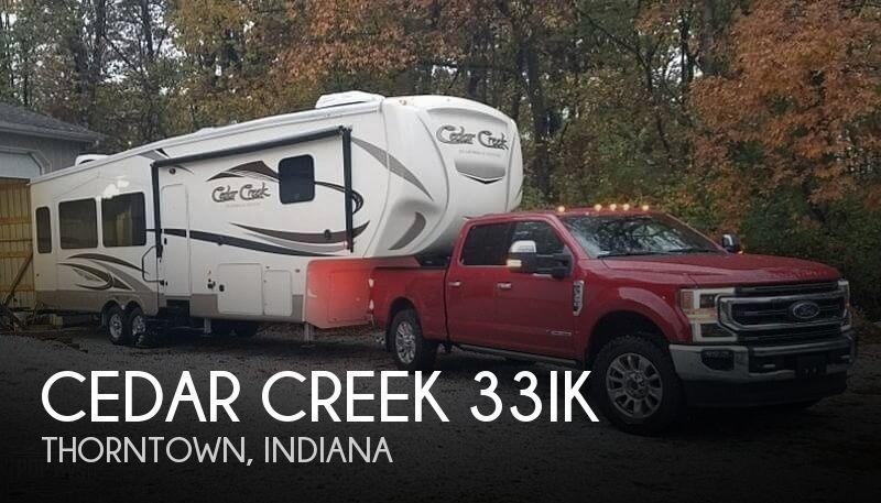 2017 Forest River Cedar Creek 33IK