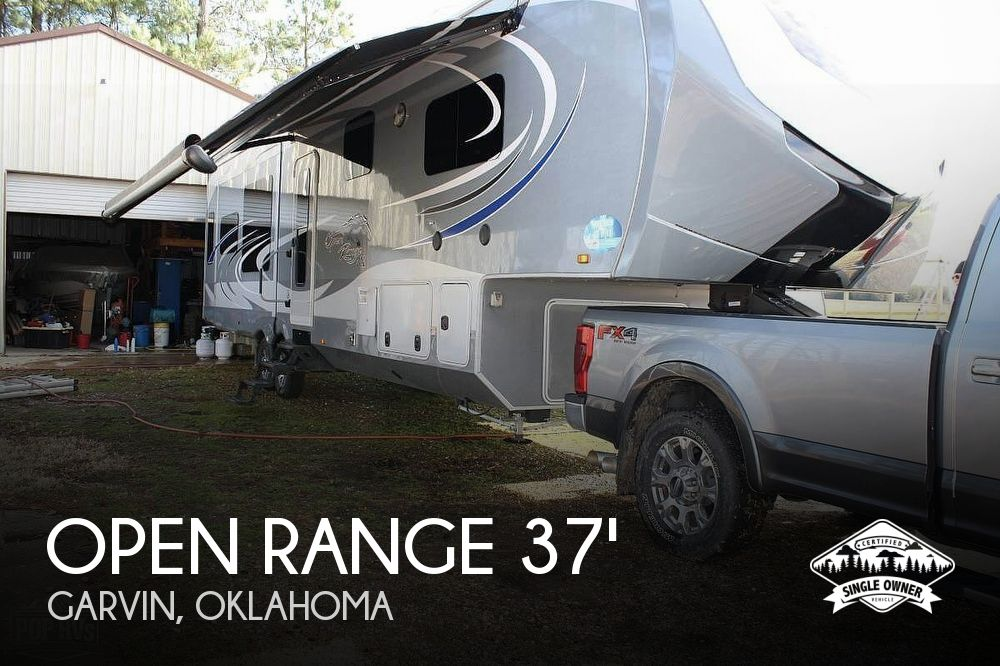 2015 Highland Ridge Open Range 3X 379RLS