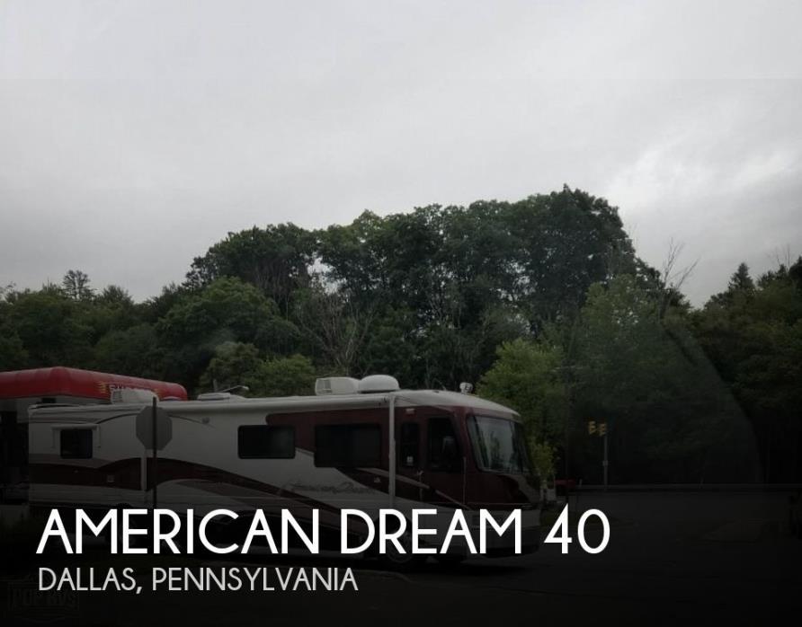 1998 Fleetwood American Dream 40DVS