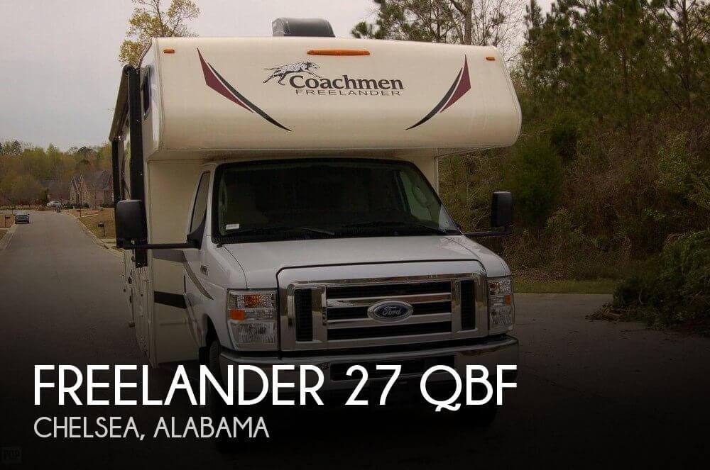 2019 Coachmen Freelander 27 QBF