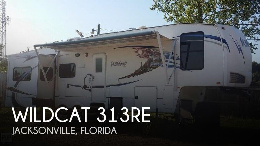 2011 Forest River Wildcat 313RE