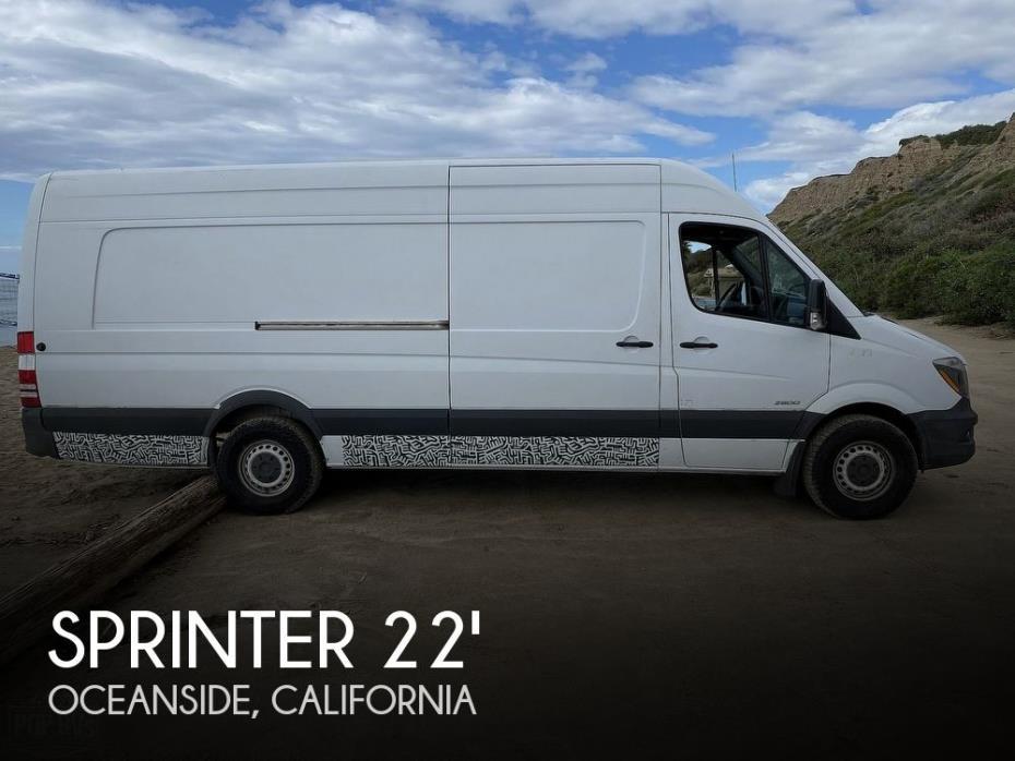 2014 Freightliner Sprinter 2500