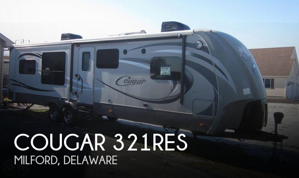 2014 Keystone Cougar 321RES