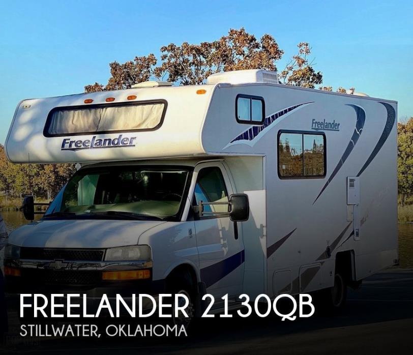 2008 Coachmen Freelander 2130QB