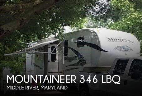 2011 Keystone Mountaineer 346 LBQ