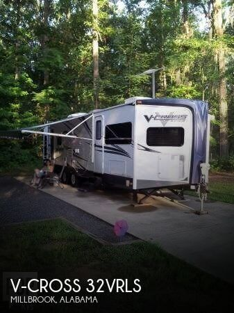 2012 Forest River V-Cross 32VRLS