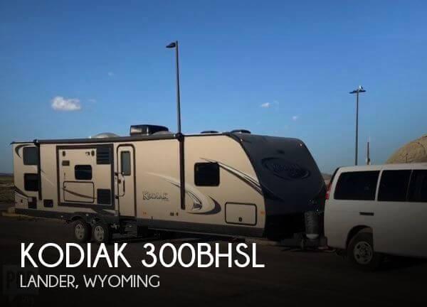 2013 Dutchmen Kodiak 300BHSL