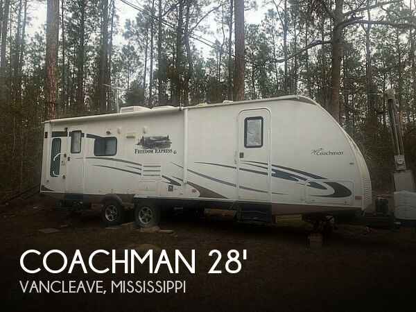 2012 Coachmen Freedom Express 281RLDS