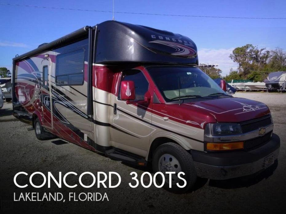 2015 Coachmen Concord 300TS
