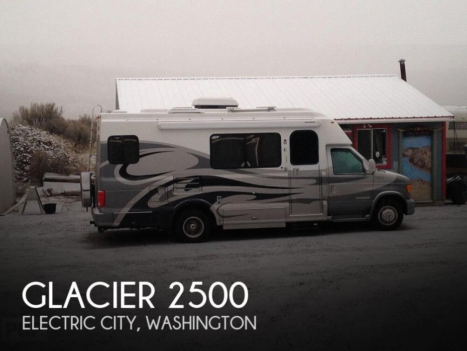 2004 Chinook Glacier 2500