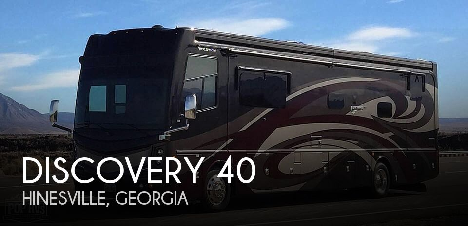 2017 Fleetwood Discovery 40