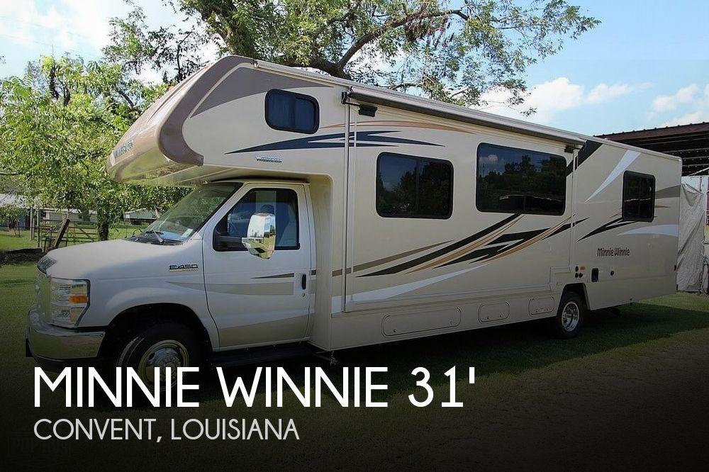 2017 Winnebago Minnie Winnie Minnie Winnie 31K