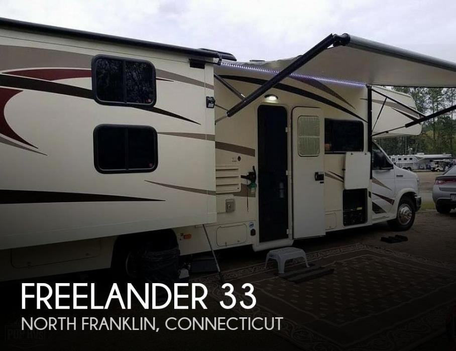 2017 Coachmen Freelander M -32BH