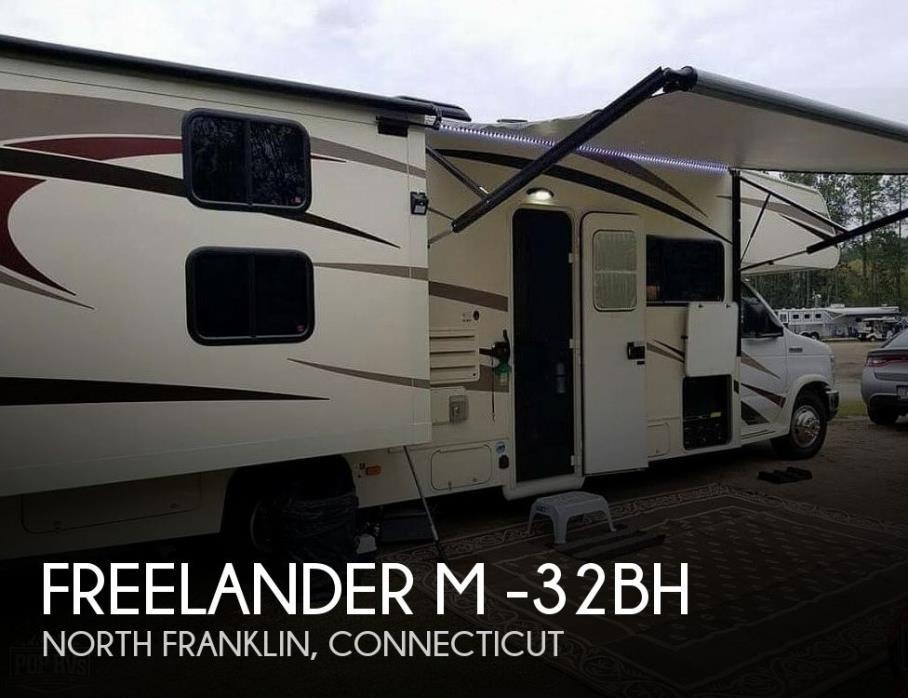 2017 Coachmen Freelander M -31BH